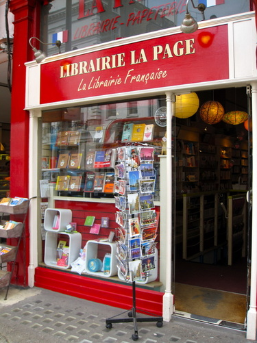 French Bookstore South Kensington