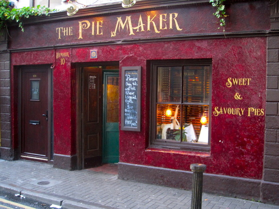 The Pie Maker in Galway